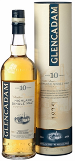 Glencadam Scotch Single Malt 10 Year 750ml